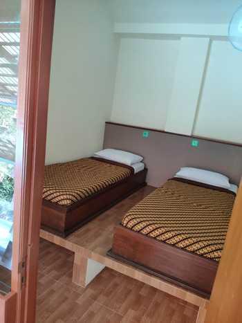 Delta Homestay Yogyakarta - Economy Room with sharing Bathroom Regular Plan