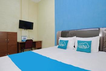 Airy Eco Japaris Medan Area Rahmadsyah 293 - Standard Double Room Only Special Promo 50