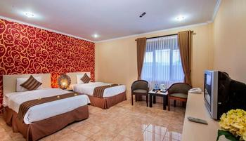 Grand Prioritas Hotel Puncak - Deluxe Room Only Regular Plan