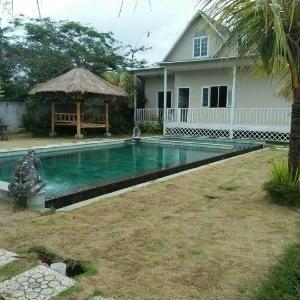 Cani Kaya Villa Ubud Bali - Rumah Panggung Regular Plan
