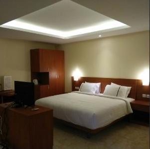 Cani Kaya Villa Ubud Bali - Deluxe Room Regular Plan