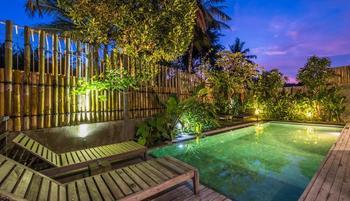 Purana Boutique Resort Bali - Four Bed Room Private Pool Villa Regular Plan