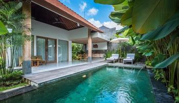 Purana Boutique Resort Bali - Two Bed Room Private Pool Villa Regular Plan