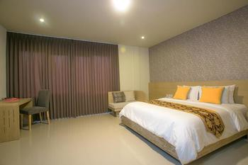 Mahalaksmi Boutique Hotel Bali - Deluxe Room Only Regular Plan
