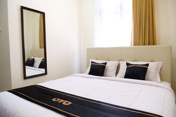 OYO 1612 Hotel Central City Belitung - Standard Double Room Regular Plan