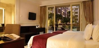 Bali Kuta Resort Bali - Deluxe Room Regular Plan