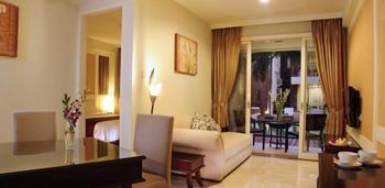 Bali Kuta Resort Bali - Junior Suite Room  Regular Plan