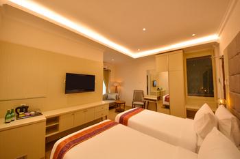 Inna Ombilin Heritage Hotel Sawahlunto - Legacy Twin Room (Room Only) Regular Plan