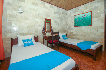 Airy Eco Sanur Beach Street Walk Hang Tuah 43 Bali - Superior Twin Room Only Special Promo Dec 33