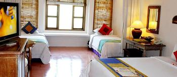 AlamKulKul Boutique Resort Bali - Family Room With Breakfast Basic Deal  with breakfast