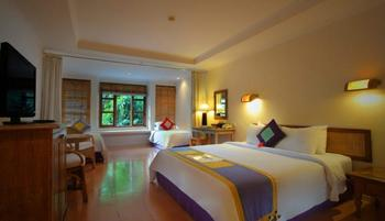 AlamKulKul Boutique Resort Bali - Family Room With Breakfast Last Minute Offer
