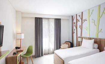 Grand Livio Kuta Hotel Bali - Superior Twin Room Only Basic Promotion