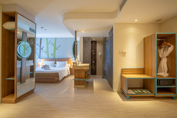 Grand Livio Kuta Hotel Bali - Livio Suite Room Only Shocking Deal
