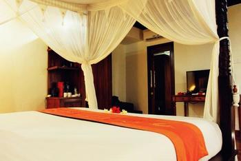 Alas Petulu Cottages Bali - Deluxe Room Double or Twin Regular Plan
