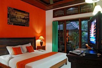 Alas Petulu Cottages Bali - Family Room Regular Plan