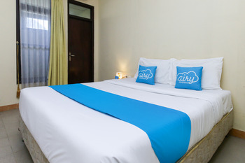 Airy Jimbaran Taman Mulia 8 Bali - Deluxe Double Room Only Regular Plan