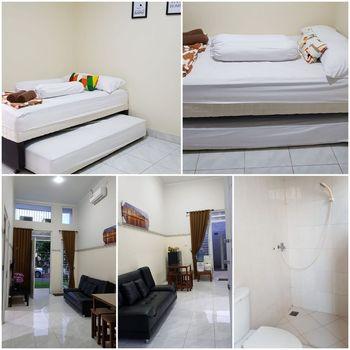 Home Villa Allegro type C19 Bogor - Home Villa Allegro C19 Regular Plan