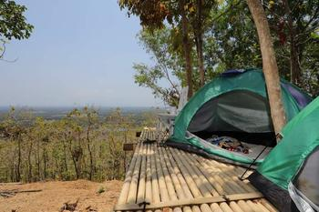 Watu Lumbung Culture Resort Yogyakarta - Tent Room Only Minimum Stay