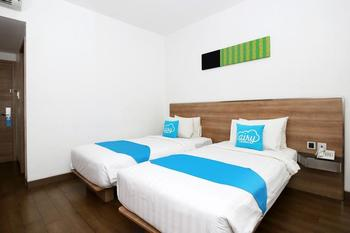 Airy Sudirman 429A Dumai - Superior Twin Room with Breakfast Special Promo Oct 42