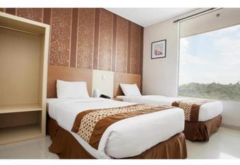 Cempaka Hill Hotel Jember - Deluxe Room Only Early Bird 3D