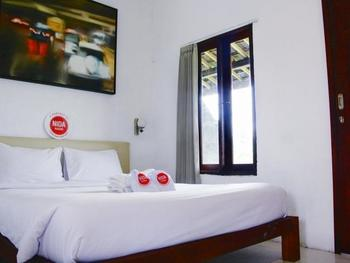 NIDA Rooms Borobodur 5 Mungkid - Double Room Single Occupancy Special Promo