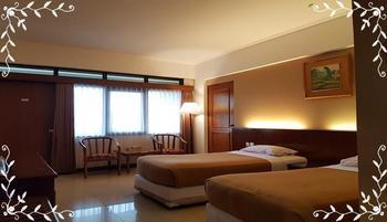 Hotel Setiabudhi Indah Bandung - Superior Twin Room Regular Plan