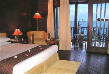 Hotel Pantai Gapura Makassar Makassar - Cottage Ocean View Regular Plan