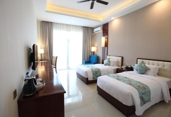 NDC Resort & Spa Manado - Lake View Deluxe Twin Bed Special Deals