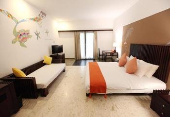 NDC Resort & Spa Manado - Garden View B Single Bed Regular Plan