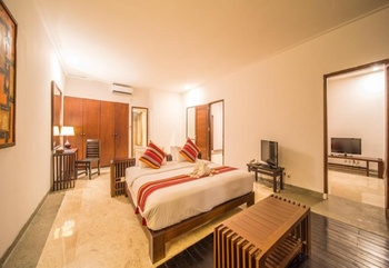 NDC Resort & Spa Manado - Suite Garden View Classic Regular Plan