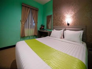 Greenland Hotel Batam Center Batam - Deluxe Room Only Regular Plan