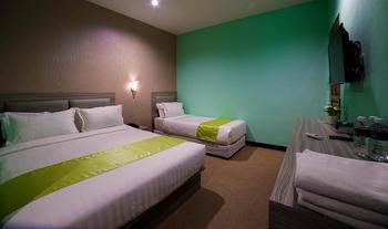 Greenland Hotel Batam Center Batam - Grand Deluxe Room Only  Regular Plan