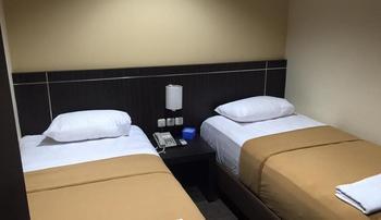 Hotel Fiducia Blora Jakarta - Deluxe Room Regular Plan
