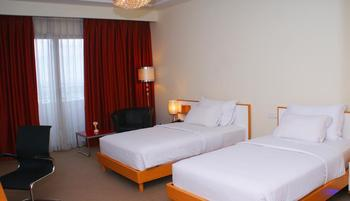 Merlynn Park Hotel Jakarta - Executive Twin Room Only For 2 person Regular Plan