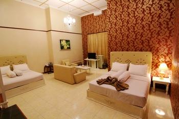 Villa Family Hotel Gradia Malang - Gradia 1 Family 4 Regular Plan