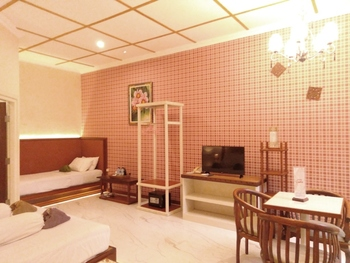 Villa Family Hotel Gradia Malang - Family 3 Non Breakfast Regular Plan