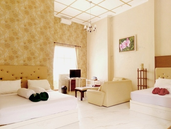 Villa Family Hotel Gradia Malang - Family 4 Non Breakfast Regular Plan