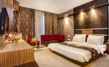 D'Batoe Boutique Hotel Bandung - Gold Room with breakfast #WIDIH