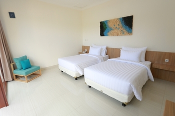 Belitung Holiday Resort Belitung - Escapade Twin Bed Room Only 40%off