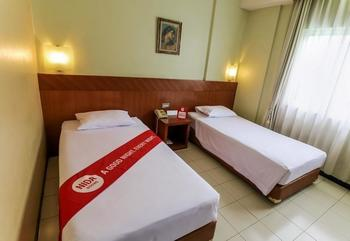 NIDA Rooms Istana Medan Baru - Double Room Double Occupancy Regular Plan