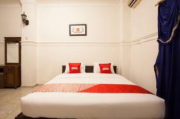 OYO 1084 Hotel Cirasa Syariah Medan - Deluxe Double Room Regular Plan