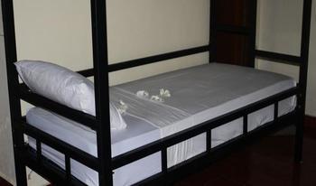 Uma Kutuh Bungalow Bali - Dormitory 8 mixed bunk bed Regular Plan