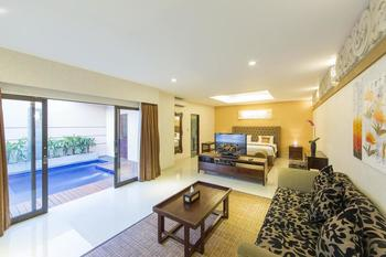 Flamingo Dewata Pool Villa Bali - 1 Bedroom Deluxe Pool Villa ROOM ONLY Special Deals