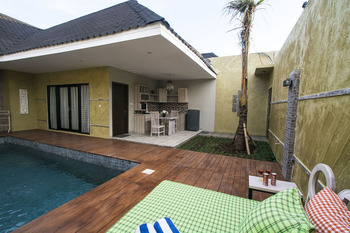 Flamingo Dewata Pool Villa Bali - 1 Bedroom Royal Pool Villa ROOM ONLY Special Deals