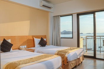 Laprima Hotel Flores - Superior Sea View Room Superior Sea View