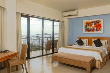 Laprima Hotel Manggarai Barat - Deluxe Room Sea View Deluxe Sea View