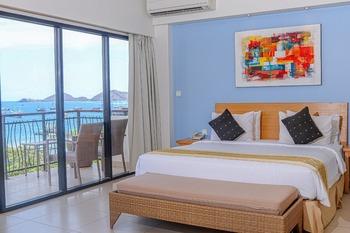 Laprima Hotel Flores - Deluxe Room Sea View Deluxe Sea View