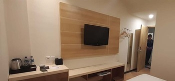 Hotel 88 Banjarmasin Banjarmasin - Studio Double or Twin Regular Plan