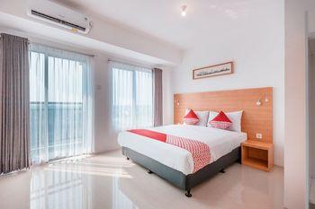 OYO 766 Flagship Prima Orchard Bekasi - Standard Double Room Great Sale