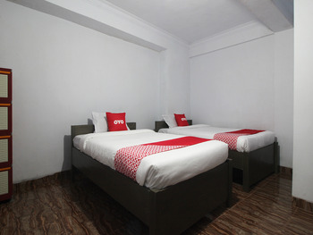 OYO 2176 Amanah Syariah Residence Bandar Lampung - Standard Twin Room Last Minute